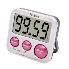 kurzzeitmesser k che hekisn elektronischer timer mit stoppuhr magnetischer küchentimer