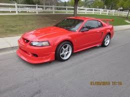 mustang cobras for sale 2000 ford mustang svt cobra r for sale 1 of 300 one owner only