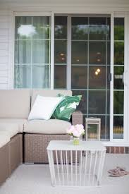 home decor giveaway our back patio with loom decor u0026 havenly glitter u0026 gingham