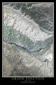 Map Of Grand Junction Colorado by 21 Best Colorado From Space Images On Pinterest Art Posters