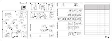 honeywell thermostat wiring differences u2013 hvac u2013 diy chatroom home