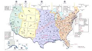 map of usa time zones usa time zone map with states cities clock mesmerizing usa zones