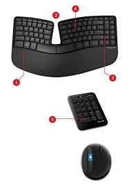 Microsoft Sculpt Comfort Mouse Not Connecting Sculpt Ergonomic Desktop Keyboard U0026 Mouse Microsoft Accessories