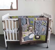 Sock Monkey Baby Bedding Compare Prices On Boy Crib Quilt Online Shopping Buy Low Price