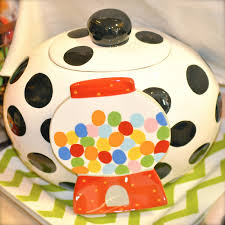 happy everything cookie jar the square cupboard a happy happy everything