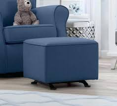 Upholstered Rocking Chair Nursery Rocking Chair And Ottoman Baby Nursery Gliders Rocking Chairs
