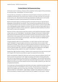 Examples Of Self Introduction Essay 4 Self Introduction Written Sample Introduction Letter