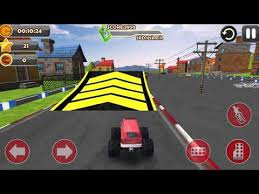 monster truck stunt driver kids monster truck simulator