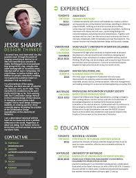 Online Portfolio Resume by Jesse Sharpe Online Portfolio Resume