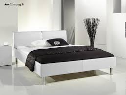 Schlafzimmer Komplett Bett 140x200 Schwarzes Polsterbett Mit Verstellbarem Kopfteil Carisio Ideen