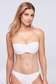 strapless bra for wedding dress bridal bras and corsets in backless strapless styles david s