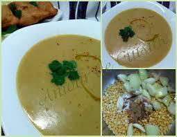 cuisiner des pois cass bissara soupe aux pois cassés amour de cuisine