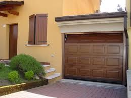 portoni sezionali portoni sezionali per la casa domus line