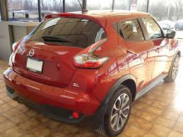 2017 used nissan juke fwd sl at driven auto of oak forest il iid