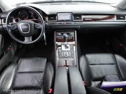 audi a8 2006 2006 audi a8 4 2 quattro black dashboard photo 55560488
