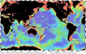Ocean Map Of The World The Ocean Haven U0027t We Already Mapped It Schmidt Ocean Institute