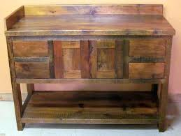 Reclaimed Wood Vanity Table Reclaimed Wood Vanity Furniture Loccie Better Homes Gardens Ideas