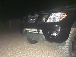 jeep light bar grill ebay led light bar review nissan frontier forum