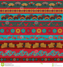 set of japan ornaments stock photo image 22432440