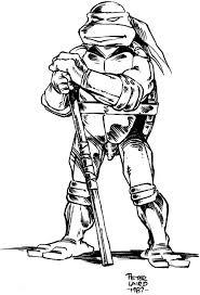 raise shell teenage mutant ninja turtles richard