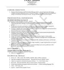 Front End Developer Sample Resume by Front End Developer Resume Alyssa Hope Front End Web Developer