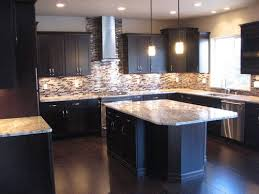 wall color to go with espresso cabinets kitchen updating espresso cabinet color
