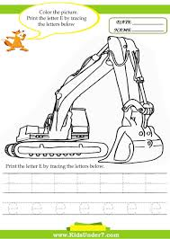kids under 7 alphabet worksheets trace and print letter e