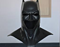 Batman Halloween Costume Batman Cowl Etsy