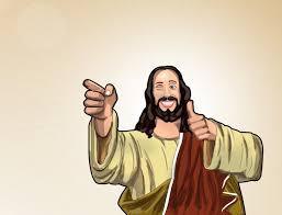 Buddy Christ Meme - buddy christ wallpaper modafinilsale