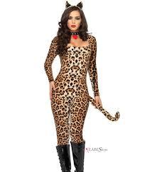 Cheetah Girls Halloween Costume Cougar Kitty Womens Costume Cheetah Costume Costumes