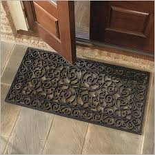 Exterior Door Mat Outside Front Door Mats Mat Home Depot Hfer Regarding Decor 5