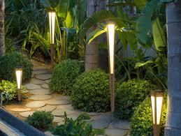Bollard Landscape Lighting Wood Bollard Lights Archiproducts