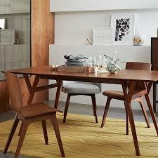 west elm mid century dining table mid century expandable dining table mid century room and mid