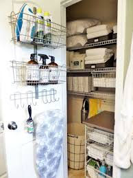 linen closet organization ideas be my guest with denise