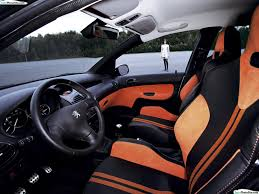 peugeot 206 convertible interior power cars peugeot 206 sw concept 2001 03
