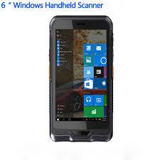 rugged handheld pc original kcosit k62h 6 handheld terminal pda windows 10 rugged