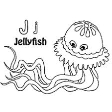 free coloring pages jellyfish 10 lovely jellyfish coloring pages for your toddler