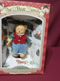 the o family porcelain ornament collectors edition