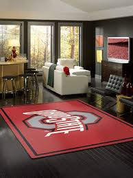 Ohio State Outdoor Rug College Sports Rugs And College Mats