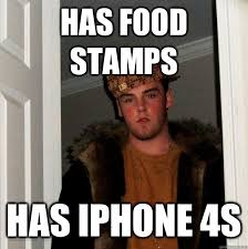Iphone 4s Meme - has food sts has iphone 4s scumbag steve quickmeme