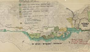 Tomales Bay Map How Rep Phillip Burton And A Magic Marker Hijacked Tomales Bay