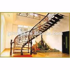 Grills Stairs Design Indoor Staircase Design Wrought Iron Staircase Design Residential
