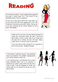 Gerund Or Infinitive Worksheet 79 Free Esl Fashion U0026 Clothes Worksheets
