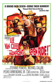 a series of sevens the magnificent seven ride the no name movie