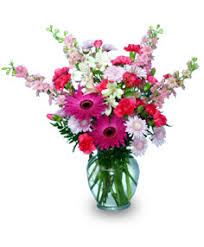 thinking of you flowers thinking of you bouquet just because flower shop network