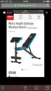 Argos Weights Bench Second Hand Weights Bench Second Hand Sport Kit And Equipment