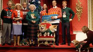 sweater for family royals they re just like us royal family dons