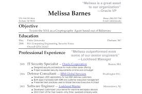 Examples Of Resume Title by Image Gallery Of Startling College Graduate Resume Sample 4