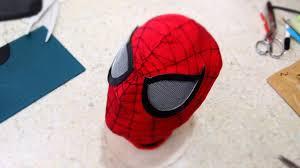 51 spiderman mask 3 eyes u0026 webbing