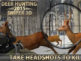 deer hunting u2013 2015 sniper 3d android apps on google play